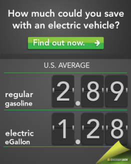 How much can you save with an electric vehicle